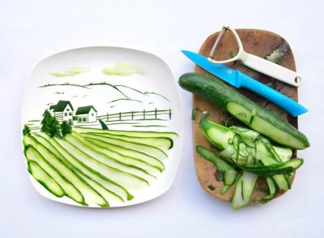 edible paintings hong li 1