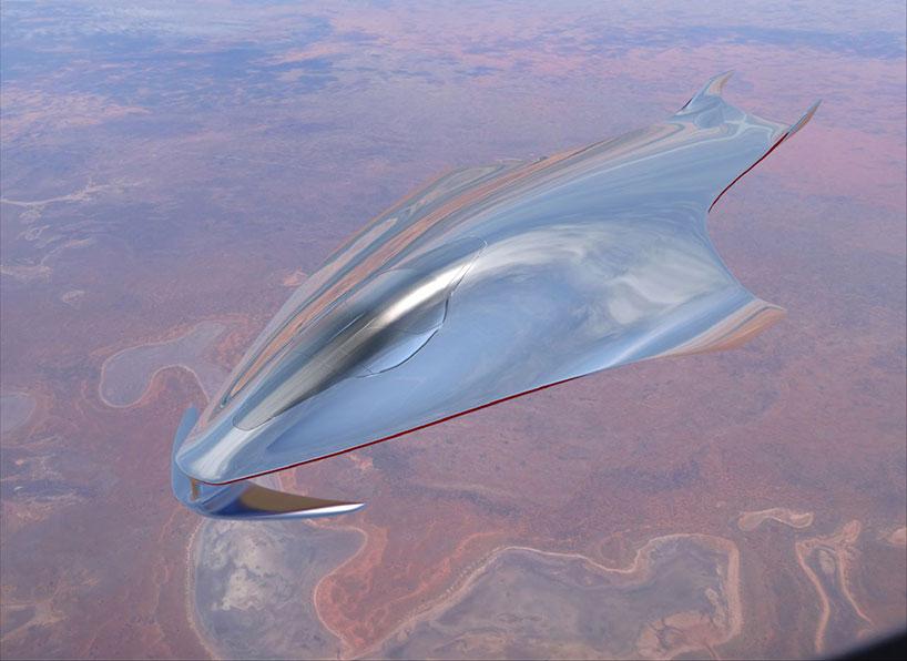 ferrari spaceship 2