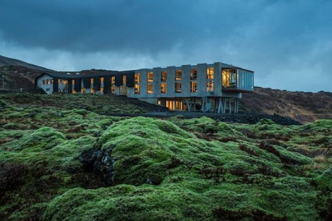 iceland ion hotel