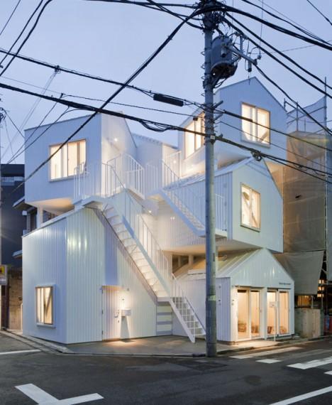 japan apartment fujimoto