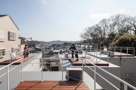 japan rooftop studios