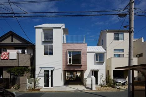 japan sandwich apartment