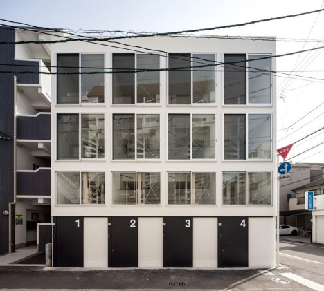 Off The Block Out There Apartment Designs In Japan Urbanist