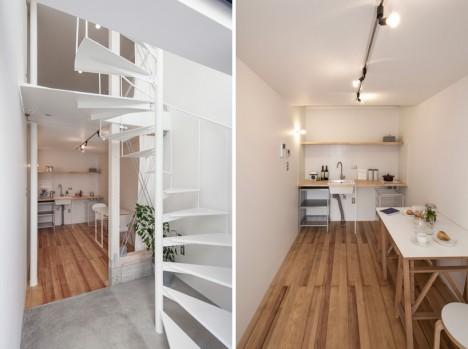 japan spiral house 3