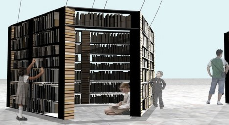lacuna building structural books