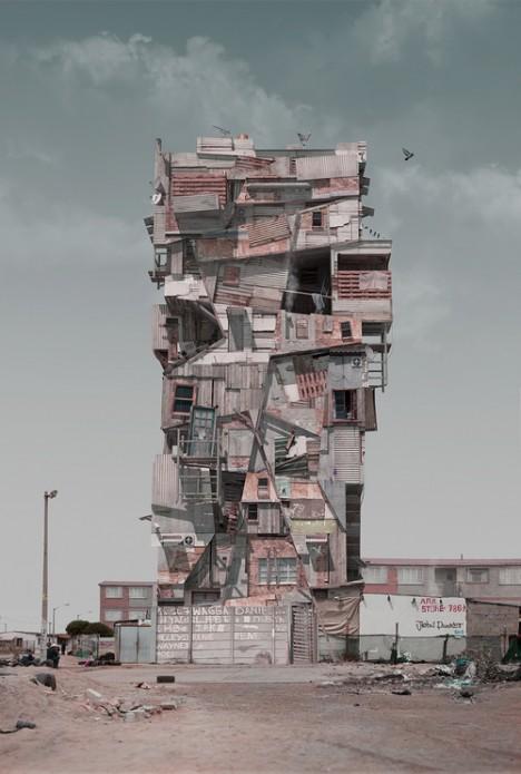 mad max architecture 3
