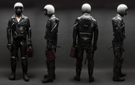 mad max biker suit 1