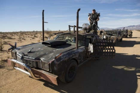 mad max monster carlo