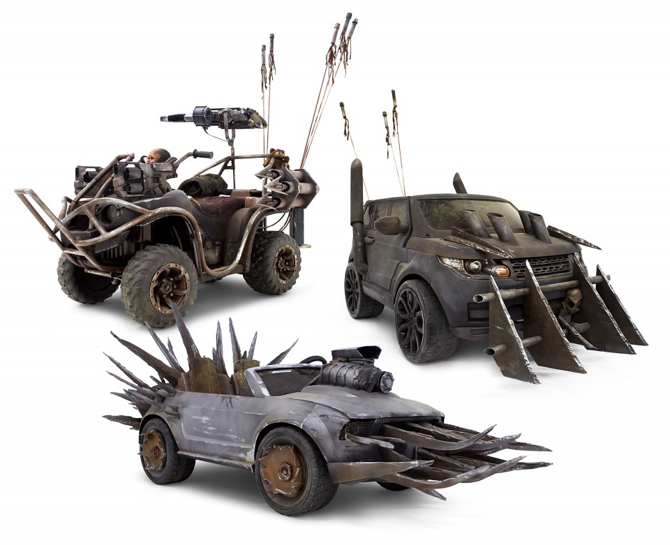 mad max power wheels 2