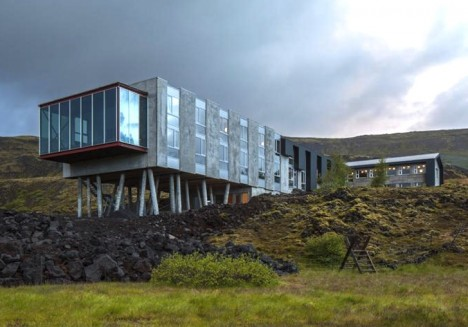 Natural Luxury Iceland S Eco Friendly Northern Lights