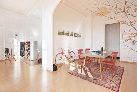 mobile interior design system