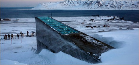 norway global seed vault