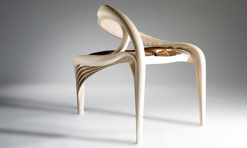 sculptural furniture enignum 1