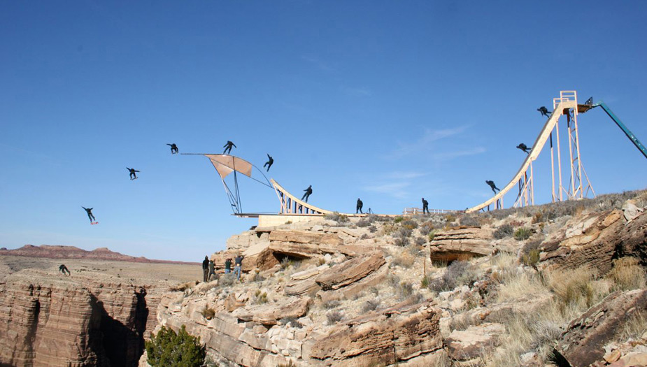 skate ramp grand canyon