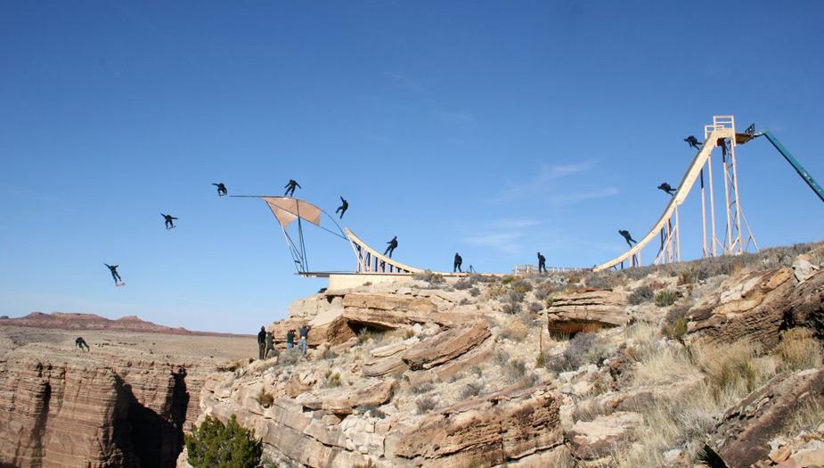 skate ramp grand canyon