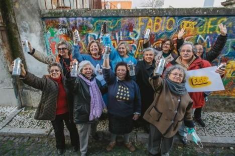 street artist group gang