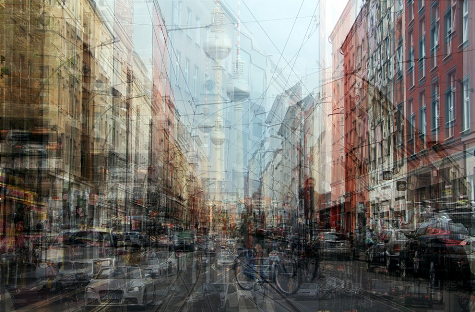 urban berlin street