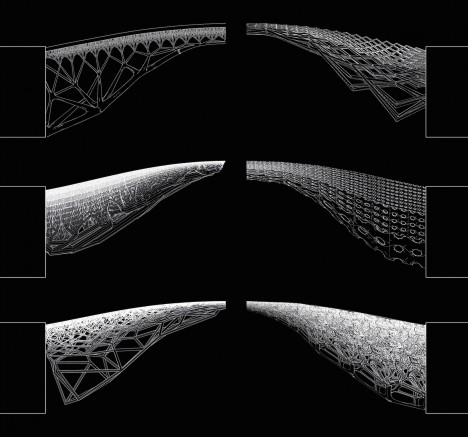 3d bridge design renderings