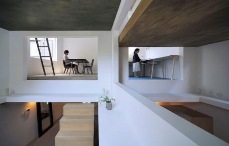 4 nimble interior ninja house