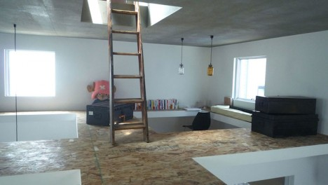 6 light filled open floor plan ninja house