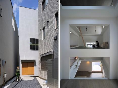 7 nimble ninja house tokyo
