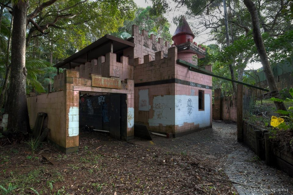 Grimm Abandonment: Derelict Australian Fairy Tale Park for Sale