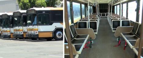 converted bus homeless shelter