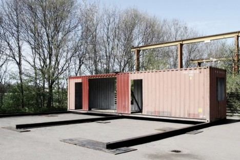 Great Crates 10 Beautiful Shipping Container Conversions Urbanist