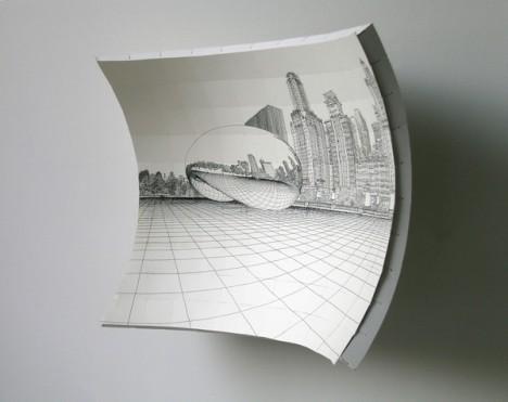 drawing machine 3D 3
