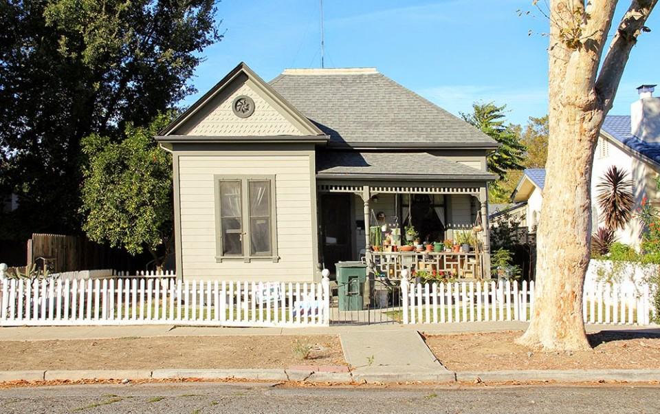 fault creep skewed house
