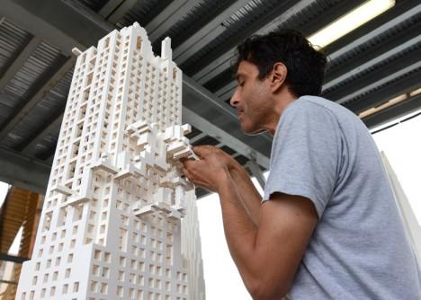 interactive architect building