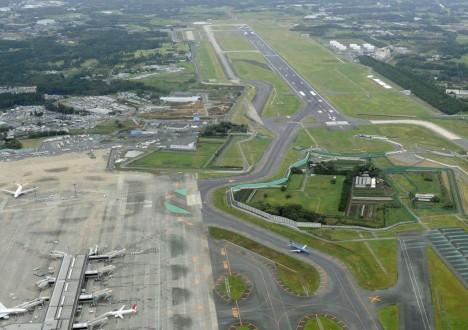 japan narita airport farm holdouts