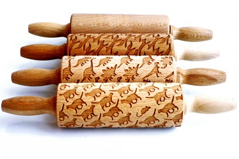 laser rolling pin array