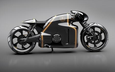 modern motorcycles lotus 1