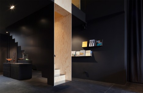 modern stairs floating 2
