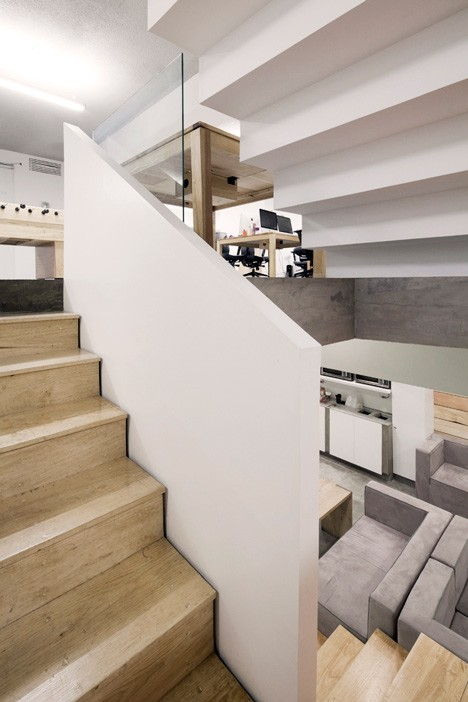 modern stairs upside down 2