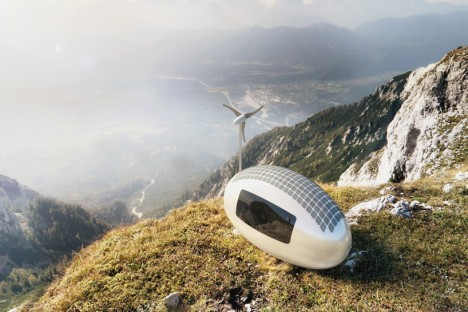 off grid ecocapsule 1