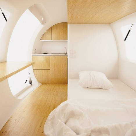 off grid ecocapsule 2