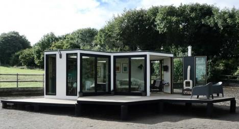 off grid hivehaus 1
