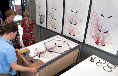 robot art pinball machine 1
