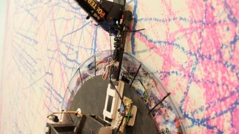 robot art vertwalker 2