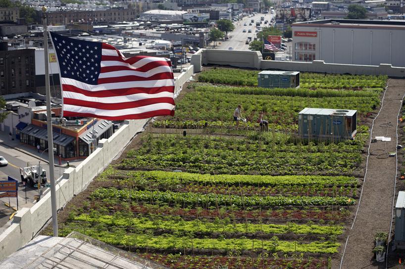 rooftop farming retrofit converted