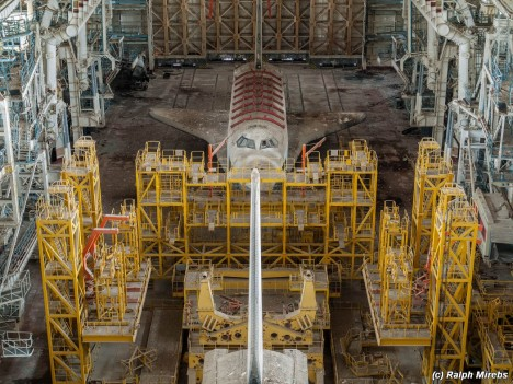 space shuttle associated structures