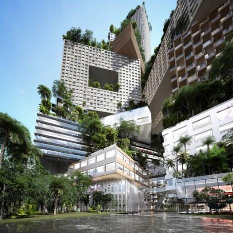 vertical cities jakarta 2