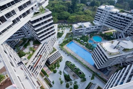 vertical cities singapore village 2