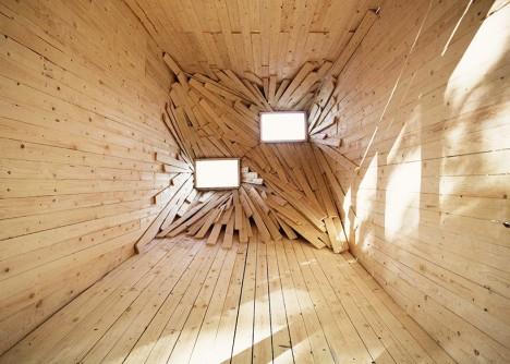 wooden room 5