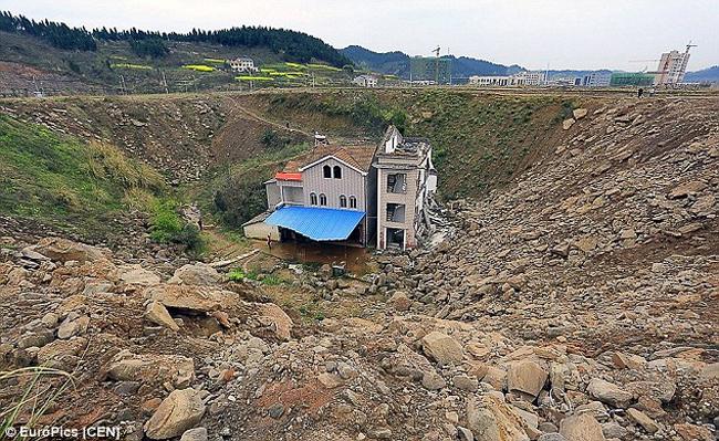 yichang nail house