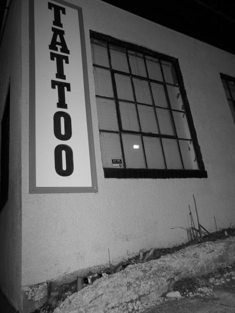 abandoned tattoo shop 10
