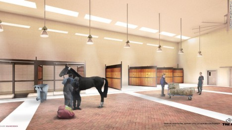 ark horse stalls individual