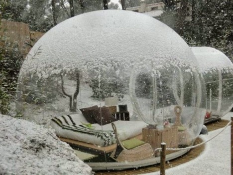 campers bubble hotel 2